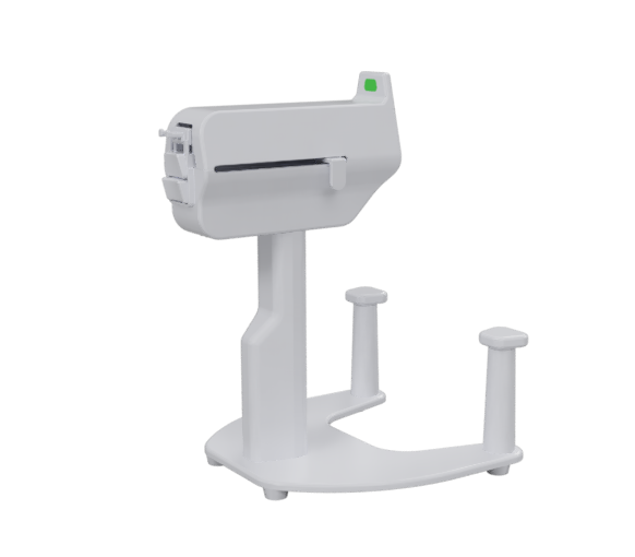 SwabBot™ - The World's First Patient-Controlled Nasopharyngeal Swab Robot